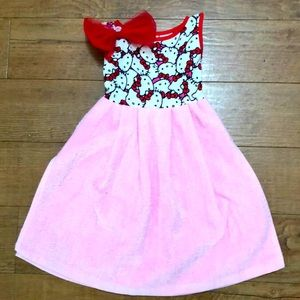 Hello Kitty Baby Dress